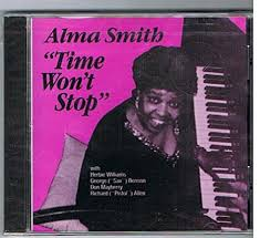 Alma Smith - Time Won't Stop - Amazon.com Music