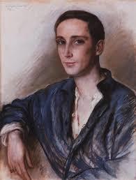 Prince Felix Yusupov, 1925 - Zinaida Serebriakova - WikiArt.org