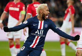 Neymar's two goals not enough as PSG draws 3-3 with Monaco ...