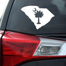 South Carolina Palm Tree Decal Southern Caliber Decals