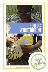 exciting wind turbine making project