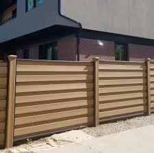 5ft Tall Horizontal Fence Panel Kit Fds Distributors
