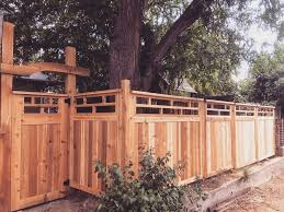 Japanese Style Gate And Fence Project Back Yaaad