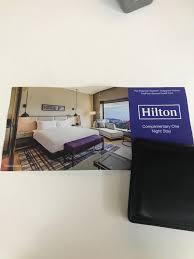 hilton hotels apac gift voucher amex