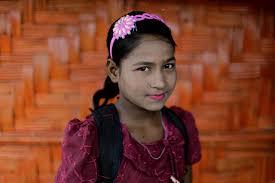 ap photos rohingya s find joy in