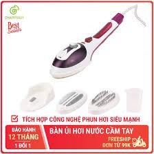 Bàn ủi hơi nước cầm tay bàn là máy là hơi nước mini công nghệ hiện đại –  Chammart - Phụ Kiện Thông Minh