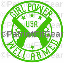 Girl Power 2a Girls With Guns Molon Labe Shoot Like A Girl Nra 2a Vinyl Decal Auto Parts And Vehicles Other Car Truck Decals Stickers Magenta Cl