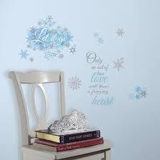 Disney S Frozen Let It Go Wall Decals
