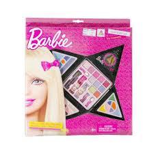 barbie luxury big star make up set