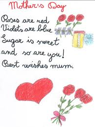 Happy Mothers Day Poems From Daughter ...