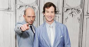 Comedians Paul Scheer and Rob Huebel Are Taking on the Strange New World of  Uber in Drive Share