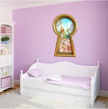 Keyhole 3d Removable Wall Decal Sticker Wonderland Tea Party Etsy Removable Wall Decals 3d Wall Decals Wall Decals