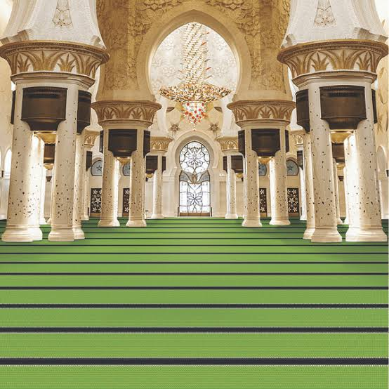 Mosque Vinyl Flooring Dubai Supply and Installation in Dubai and Abu Dhabi