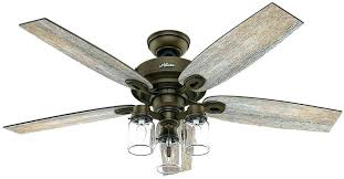 profile ceiling fan without light white