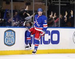 New York Rangers and the rise of defenseman Adam Fox