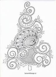 Kleurplaat Volwassenen Kerst Clarinsbaybloor Blogspot Com