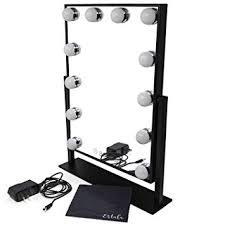 com edear mirror with lights