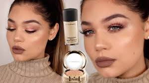 full face using mac cosmetics one