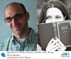 Episode 273 -- Interview With Picture Book Illustrator Aaron Becker