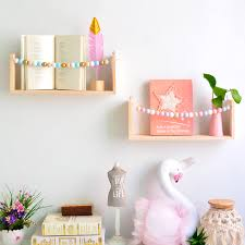 Kids Room Shelf Wooden Wall Shelf Kids Girl Room Decoration Scandinavian Wooden Cloud Shelf For Children Nursery Decoration Decorative Shelves Aliexpress
