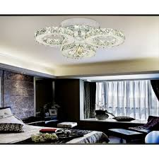 modern 3 ring re chandelier led
