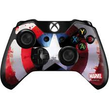 Captain America Shield Xbox One Controller Skin Marvel