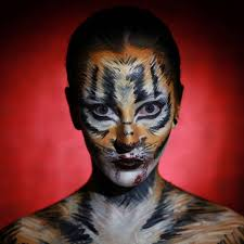 21 tiger face makeup designs trends
