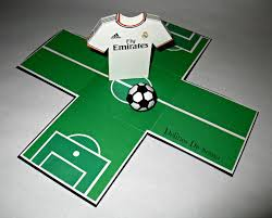 Mi Mundo Pop Up Futbol En Miniatura