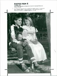 A 13-year-old Australian boy meets a 13-year-old ghost in Elly and Jools.  SCAN-IND-00841243 - IMS Vintage Photos