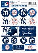 Amazon Com New York Yankees Stickers