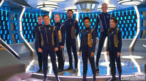 Star Trek Discovery full cast