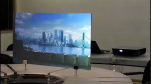 rear projection acrylic panel surp mov