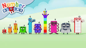 Numberblocks - Number Block Family | Learn to Count - YouTube