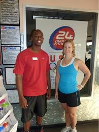 24 hour fitness personal training