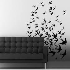 Flock Of Birds Wall Decal Cutzz