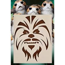 Chewbacca Car Decal Chewbacca Decal Chewbacca Sticker Star Etsy