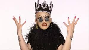 sasha velour is a beauty monster evil