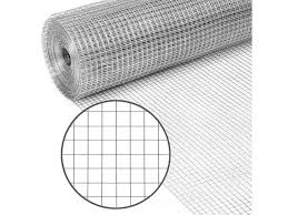 Best Choice Products 3x50ft Multipurpose 19 Gauge Galvanized Welded Chicken Wire Mesh Fence Netting W 0 5in Openings Newegg Com