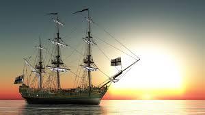 تحميل خلفيات أشرعة أعلام المراكب الشراعية البحر السفينة الماء
