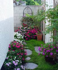 small spaces can be beautiful gardens