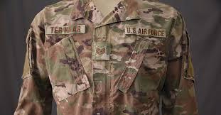 airmen can don the ocp uniform starting