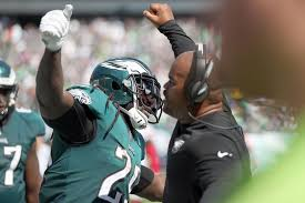 THE TITLE IS NOW EAGLES ASSISTANT HEAD COACH DUCE STALEY! | Fast Philly  Sports