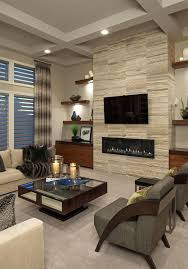 fireplace designs contemporary linear