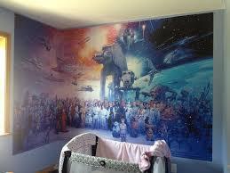 Star Wars Wall Mural Stickers Wallpaper Decals Canada Art Large Amazon Home Depot Vamosrayos