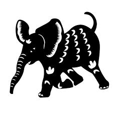 Yjzt Tribal Elephants Vinyl Decal Wall Switch Sticker Home Room Decor Art Cartoon S19 0386 Wall Stickers Aliexpress