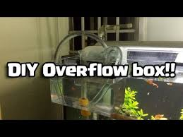 diy overflow box do it yourself you