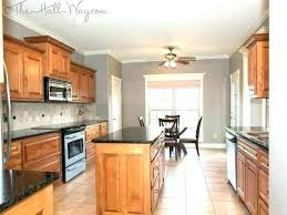 kitchen paint grey walls colours for