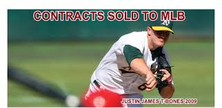 The Official Site of the Kansas City T-Bones: Contracts Sold to MLB