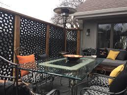 Outdoor Lattice Designs