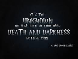 hd albus dumbledore harry potter quote harry potter